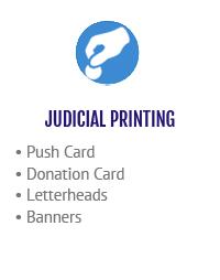 Judicial Printing